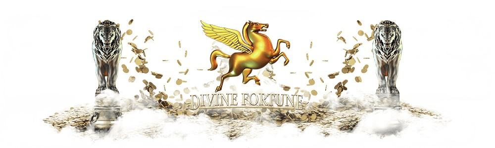 divine fortune transparent png