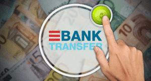bank transfer casino sites