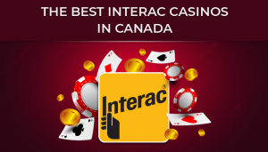 Interac casino sites