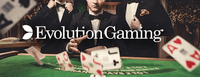 evolution gaming online casino