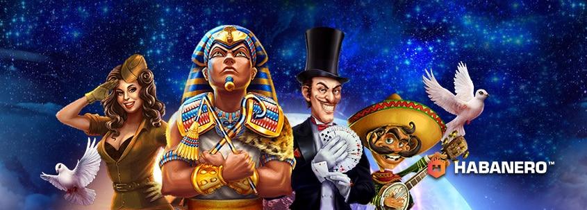 habanero online casinos